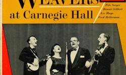 """Six of their original albums from the late Fifties and early Sixties on Vanguard Records (before the wonderful """"establishment"""" decided they were communists or some such nonsense): """"At Carnegie Hall"""" """"On Tour"""" """"At Home"""" """"Travelling On"""" """"Reunion At Carnegie"""