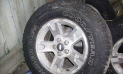 I have 4 tiers and rims that I no longer need asking 300.00 OBO