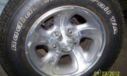 I have 4 ,15in mag wheels unlug for sale or will trade for 15in cragers or chrome rims must be unlug email  and i will get right back to you . thanks
