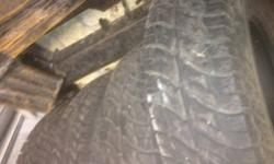 4 good used tires for sale Dunlop 235/85/16, 90% tread left on them Load Rated E=10 ply. great for gm tow trucks... $ 500.00 OBO
