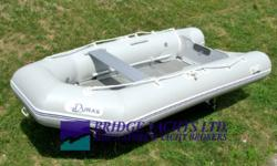 NEW FOR 2011, TOHATSU DURAS Bridge Yachts Ltd www.BridgeYachts.com 877-583-3199 Over 20 years of sales & service for Zodiac, Avon, and Bombard. The Duras line of inflatable boats features three great, multi-purpose European style sport boats that offer