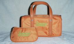 Orange Tommy Hilfiger mini handbag and change purse. New without tags. 20.00 OBO