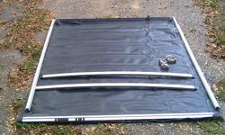 Soft tonneau cover for Ford Ranger 6ft. short box 1993 to current. Weekend viewing only.
