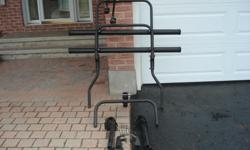 Top Pop 2 Bikes Base Travel Trailer Bicycle Rack Model 7002-26-C can be used on Travel Trailer or Vehicle Trailer Hitch cost $610.20 (plus tax) new in 2009 excellent condition - utilized for two summers