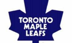 TORONTO MAPLE LEAFS  SEASON TICKETS Air Canada centre, Toronto Ontario PAIR OF SIDE BY SIDE SEATS  SEC 301 ROW 8  *Prices are per ticket. HARD TICKETS IN HAND (SERIOUS INQUIRIES ONLY) November 2011 Sat, 5 Nov 2011 Bruins 7:00 PM $160 Sat, 12 Nov 2011