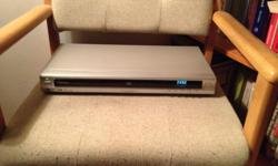 Reduced For quick sale. $25 O.B.O. Reduced for quick sale. Toshiba Digital Cinema Progressive DVD/Video Player Model # SD-430VSC. No remote but you can purchase a universal remote if you like. I am available by appointment either by email or phone. Call