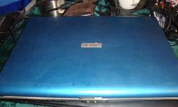 """Brand Toshiba Screen Size 15"""" For Sale By Owner WIN 7 ULTIMATE INTEL PENTIUM DUO 1.73X1.73 GHz 1 GB RAM 32 BIT O.S.. DVD/CD RW ROM 148 GB HARD DRIVE"""