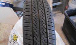 2 Toyo Eclipse Touring tires, 175/70R13. 75% tread left (10/32)