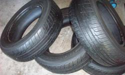 For sale Set of 4 TOYO Spectrum Touring Radial M+S 195/65/15  89T 70% thread very good condition.$150 obo