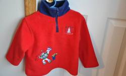 Excellent Condition. Worn once (too small to fit over our boy's head). Comes from the Disney Store, Size 3T. Item comes from a smoke free, pet free home. Item located in Elkford, BC. Delivery to Lethbridge/Pincher Creek/Fernie can be arranged, as we come