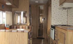 1985 terry prowler trailer, sleeps 7, great starter trailer. 1000 or b.o.