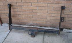 I have a trailer hitch for sale.  In good shape.  For more info please contact me at 905 664 8862 or at work 416 927 2345 or email.  Asking $95.00 obo.