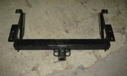 standard hitch for newer gmc express vans and pick up trucks.  $80.00 obo