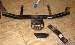 FOR SALE Trailer hitch & receiver for sale. Please contact Chris 519-919-2705