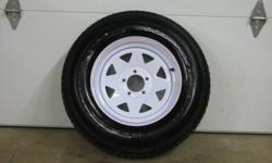 Custom Cargo Concept Inc. TRAILERS SALE-PARTS-ACCESSORIES-REPAIRS   HOT DEAL - HOT DEAL - HOT DEAL   15'' TIRE ON WHITE WHEEL, 205/75/D15 BIAS PLY 119.95$ (TIRE STEWARDSHIP FEE INCL.)   OR 129.95$ WITH A SPARE TIRE MOUNT    JUST NEED THE SPARE TIRE
