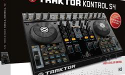 Brand new Traktor S4, Only tried it once. Still in box with everything it came with (this includes all cables, user manual, Installation CD, Traktor pro 2 Dj software and anything else it usually comes with). BRAND NEW, PERFECT CONDITION. Unfortunately