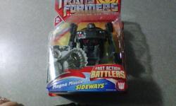 Transformer, new in box 10.00   smoke free, pet free home