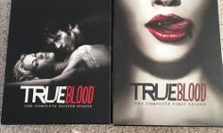 Trueblood season 1 and 2