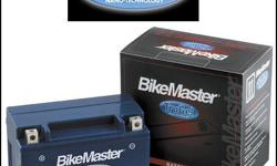 Looking for a replacement battery, we just received good stock off Bikemaster TruGel battery's !!! Direct replacements to your stock Battery. Great Value. Great quality. Great Price *Has a much longer storage life on the shelf or in your bike *Resists