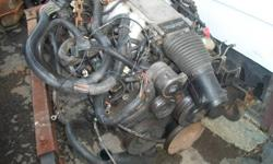 Complete tuned port fuel injection unit from a 1987 Camaro 5.7L. Included are: plenum, runners, throttle body, intake manifold, wiring harness, computer, 2 chips, injectors, hardware, mass airflow sensor, pulleys, and brackets. I converted the engine to