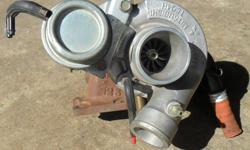Brand new Chrysler 4 cylinder turbo