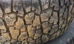 I have a set of 4 winter tires 1 has to be replaced the other 3 are in good shape there turbo lazer ms 215/65/15 .there on a older ford mustang rims take rims and tires for $225 or tires for $150 and rims for $150 Call or text 5197841498 This ad was