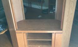 TV stand with option of TV as well. Both good condition. Asking $40