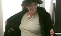 CANADA Majestic Mink $500 FIRM!! My beautiful Grandmother has a stunning AUTHENTIC Mink Full Length coat & hat for sale! Size: Estimated to be a Large Length: Full (Grandmother is 5'2 and with heels the jacket just about sweeps the floor) Color: A