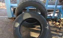 Two used Westlake Snowmaster Winter tires. they are in good condition $100 obo http://kamloops.kijiji.ca/c-cars-vehicles-auto-parts-tires-tires-rims-Four-16in-Rims-W0QQAdIdZ351578602