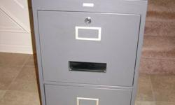 Welcome 2012 by getting organized with all your important papers in one place.  Easy slide drawers will hold lots of files. In excellent condition but don't have the key.  Smokefree home and will deliver if in Brantford.  Call 519-756-3245.