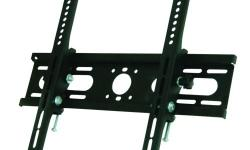 """WhateverYouWant.ca... HST Included.... Brand New & In-Stock! This TygerClaw LCD3319BLK Tilt wall mount is designed for most 23"""" to 42"""" flat-panel TVs up to 99lbs/45kgs with tilt degree from -5? to +15?, and is constructed from heavy gauge steel for total"""