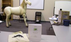 Hosted by Wellspring Equine Consulting!   Registration Deadline Extended to: Thursday January 19th, 2012 @ Noon Cost: $125.00 A maximum of 6 participants and only a few spots left so register soon!   Date & Time: Saturday January 21st, 2012, 10am - 3pm