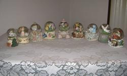 THESE GLOBES ARE IN EXCELLENT WORKING CONDITION PLEASE CALL 519-337-4088  NOTE -  PRICED AT $7 EACH