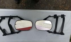 I have a set of universal towing mirrors $ 30.00