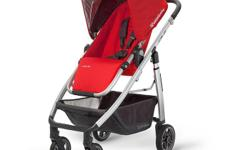 From the Manufacturer The ideal combination of function and style, the Cruz delivers a compact stroller solution without comprising on the features of a full-size stroller. Grows with your child from birth through toddler years with the use of the infant