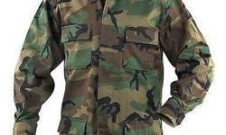 AUTHENTIC US MILITARY COMBAT SHIRTS ACU DCU BDU MOSTLY IN SMALL AND MEDIUM SIZES PLEASE SEE MY OTHER ADS FOR MORE CAMPING AND OUTDOOR GEAR