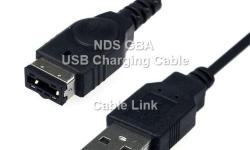 USB Charging Cable for Nintendo DS NDS GBA Game Boy Advance -This item is used for the Nintendo DS, GameBoy, Gameboy Advance, Gameboy Advance SP, GBA SP only -Recharge your device in your Car, Home, Office, Bedroom, etc -Protective circuit to prevent