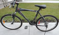 Used bike for sale. As is. Has been stored in dry area. Needs air for tires. Other than that, it has been well taken care of. Please contact me via email for house directions if interested. Thank you.