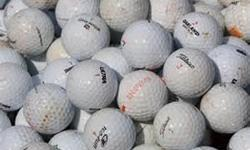 Je parle Francais aussi. These balls may have minor scuff or might be dirty. Most of them are still in very good condition. Good price for 100 balls , especially if you lose a lot while playing. Located next to Orleans place/Place d'Orléans.