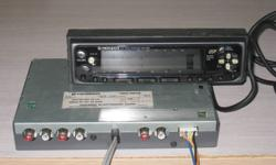 used Pioneer DEQ-9200 Equalizer ,everything work before remove it.$189