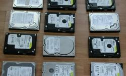 """Used IDE desktop 3.5"""" hard drive 40GB 80GB 120GB 160GB 250GB  15 days warranty - tested- formated   3.5 IDE: 40GB -$9.00 3.5 IDE : 80GB - $15.00 3.5 IDE : 120GB - $20.00 3.5 IDE  160:00 -$25.00 3.5 IDE 250.00 - $30.00     3.5 SATA 160GB - $35.00 3.5 SATA"""