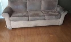 3 Seat Sofa = $100 2 Seat Sofa = $75 1 Seat Sofa with Stool = $50 Rocking Chair = $25