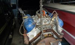 Test motor from Ford, never been in a car. Call Bob at 705-542-6065. No Emails, posted for a friend.