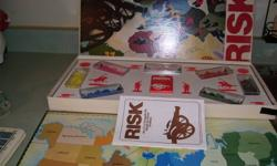 Risk Game - Parker Brothers Conquer The World Game Risk is a harmless way for the whole family to try and conquer the world. Risk gives players delightful delusions of grandeur as they mastermind sweeping, dramatic moves with their armies trying to gain