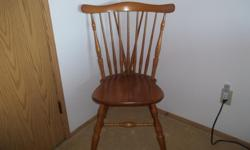 BEAUTIFUL CHAIR IN NEW CONDITION
