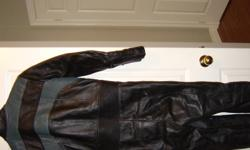 Vintage motorcycle leathers Size 38? Good for vintage rider. Thanks for looking