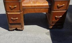 Vintage 1940's Ladies Dresser Dovetail drawers very well made No mirror $75