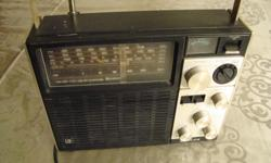 Vintage LLoyds AM-FM -VHF-CB 40 channel receiver Model N732 excellent working condition no broken parts all original $40 firm available if ad is up