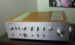 Many receivers,amps,speakers and more for sale.All top quality mostly 70's restored/serviced hi-fi gear in perfect working condition.No beaters and no junk-,all cosmetically in excellent presentable condition. See my other ads for details and full list of