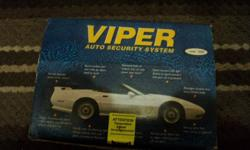 -Viper Car Alarm Bn rand New in box -Model 300HF -Everything Included -$100 obo